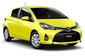 New Toyota Yaris, Toyotaways, Rockingham