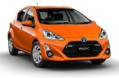 New Toyota Prius c, Toyotaways, Rockingham