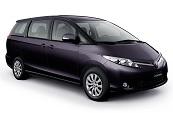 New Toyota Tarago, Toyotaways, Rockingham