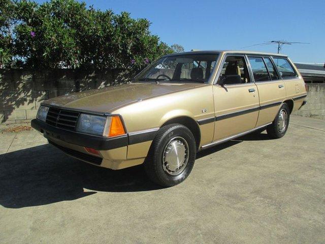 Used Mitsubishi Sigma SE 2.0, Capalaba, 1982 Mitsubishi Sigma SE 2.0 Wagon