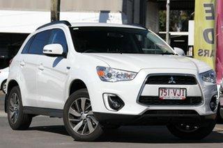 Discounted Demonstrator, Demo, Near New Mitsubishi ASX (4WD), Nundah, 2014 Mitsubishi ASX (4WD) XB MY14 Wagon
