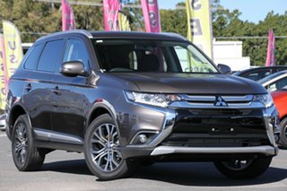 Discounted Demonstrator, Demo, Near New Mitsubishi Outlander XLS 4WD, Nundah, 2015 Mitsubishi Outlander XLS 4WD ZK MY16 Wagon