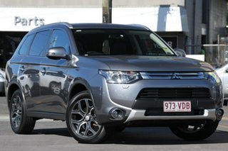Discounted Demonstrator, Demo, Near New Mitsubishi Outlander Aspire 4WD, Nundah, 2014 Mitsubishi Outlander Aspire 4WD ZJ MY14.5 Wagon