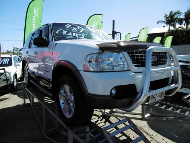 Used Ford Explorer XLT, Moorooka, 2004 Ford Explorer XLT UZ Wagon