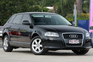 Used Audi A3 Attraction Sportback S tronic, Nundah, 2010 Audi A3 Attraction Sportback S tronic 8P MY10 Hatchback
