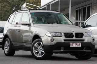 Used BMW X3 xDrive20d Steptronic Lifestyle, Nundah, 2008 BMW X3 xDrive20d Steptronic Lifestyle E83 MY09 Wagon