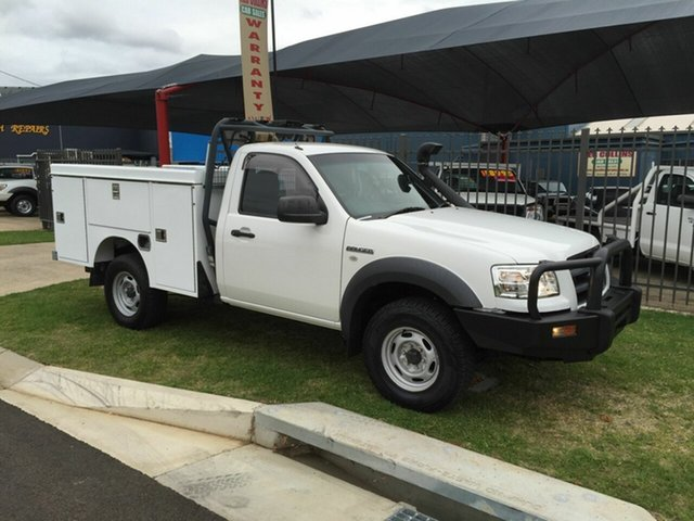 Used Ford Ranger XL (4x4), Toowoomba, 2008 Ford Ranger XL (4x4) Cab Chassis