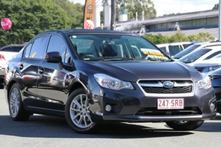 Used Subaru Impreza 2.0i Lineartronic AWD, 2012 Subaru Impreza 2.0i Lineartronic AWD G4 MY12 Sedan