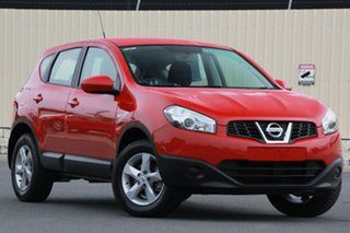 Used Nissan Dualis ST Hatch X-tronic 2WD, 2012 Nissan Dualis ST Hatch X-tronic 2WD J10W Series 3 MY12 Hatchback