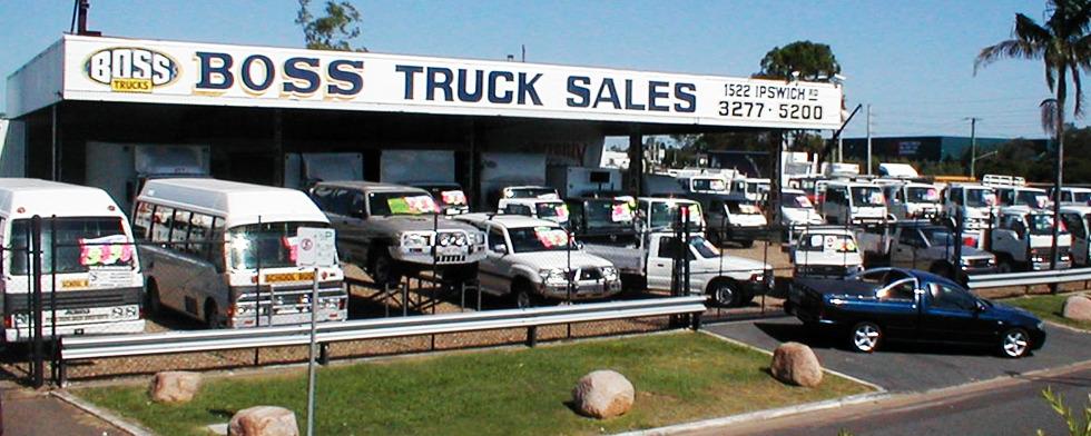 Boss Truck Sales - Banner 1