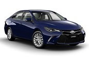 New Toyota Camry Hybrid, Toyotaways, Rockingham