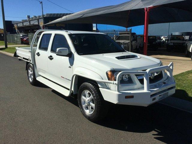 Used Holden Colorado LX-R (4x4), Toowoomba, 2010 Holden Colorado LX-R (4x4) Crewcab