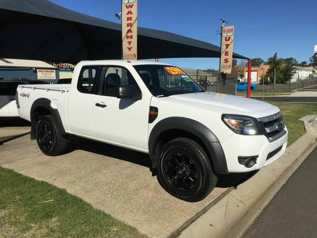 Used Ford Ranger XL (4x4), Toowoomba, 2009 Ford Ranger XL (4x4) Super Cab Pick-up