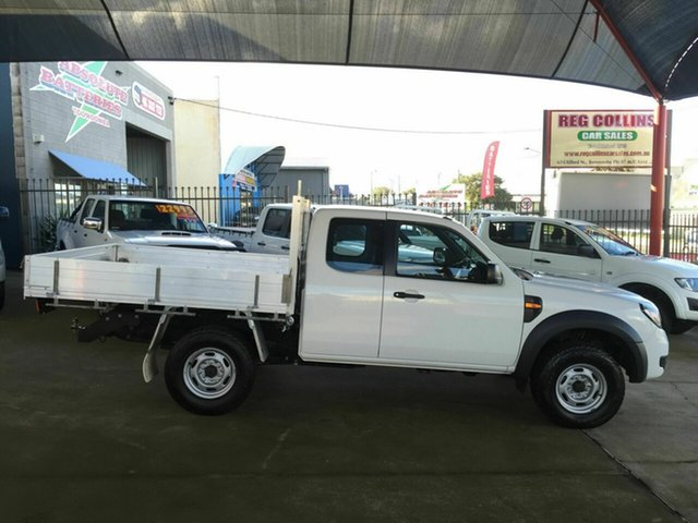 Used Ford Ranger XL (4x4), Toowoomba, 2011 Ford Ranger XL (4x4) Super Cab Chassis