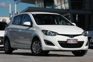 Discounted Demonstrator, Demo, Near New Hyundai i20 Active, Kedron, 2015 Hyundai i20 Active PB MY15 Hatchback