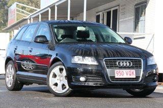 Used Audi A3 Ambition Sportback, Nundah, 2008 Audi A3 Ambition Sportback 8P Hatchback