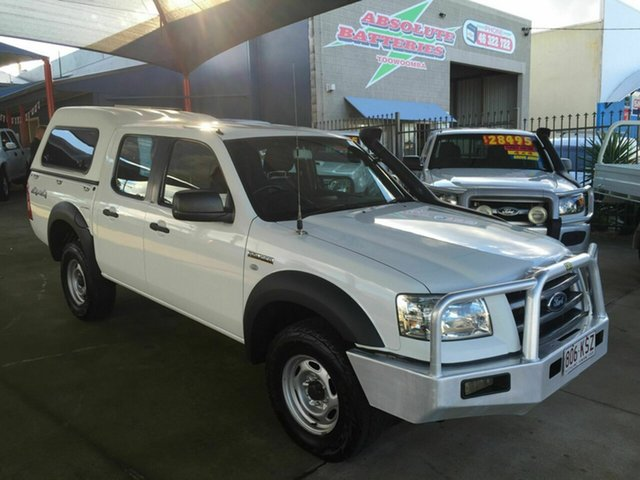 Used Ford Ranger XL (4x4), Toowoomba, 2007 Ford Ranger XL (4x4) Dual Cab Pick-up