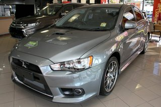 Discounted Used Mitsubishi Lancer Evolution TC-SST MR, Nundah, 2014 Mitsubishi Lancer Evolution TC-SST MR CJ MY14 Sedan