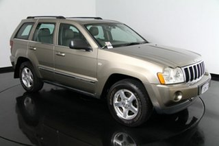 Used Jeep Grand Cherokee Limited, Victoria Park, 2006 Jeep Grand Cherokee Limited Wagon.