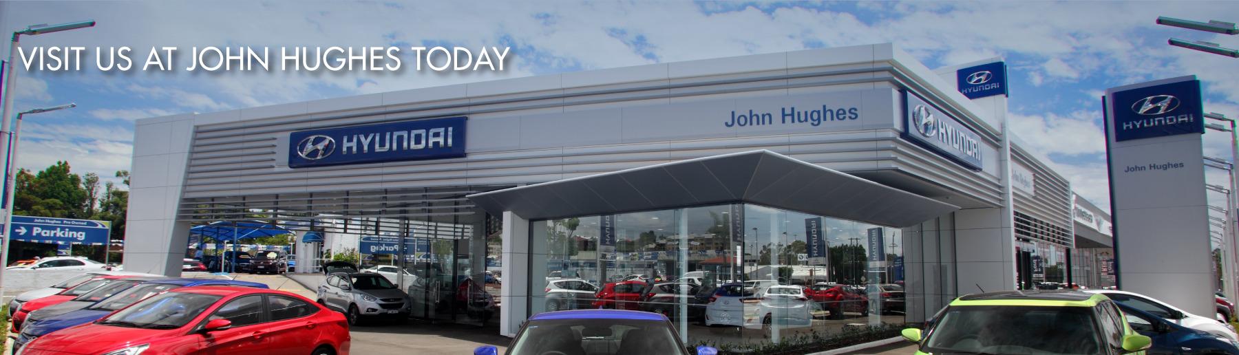 John Hughes Hyundai