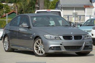 Used BMW 320D Lifestyle Steptronic, Nundah, 2010 BMW 320D Lifestyle Steptronic E90 MY10.5 Sedan