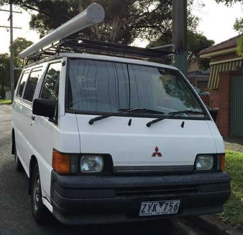 Used Mitsubishi Express SWB, Glen Waverley, 1996 Mitsubishi Express SWB Van