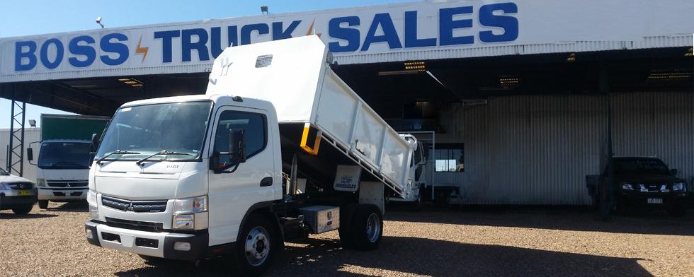 Boss Truck Sales - Banner 2