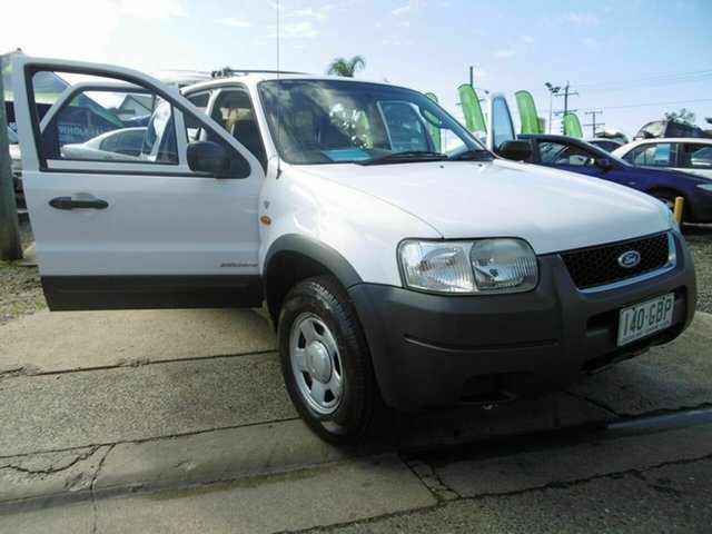 Used Ford Escape, Moorooka, 2001 Ford Escape XLS Wagon