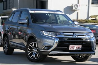 Discounted Demonstrator, Demo, Near New Mitsubishi Outlander LS 2WD, Nundah, 2015 Mitsubishi Outlander LS 2WD ZK MY16 Wagon