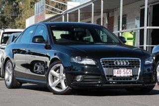 Used Audi A4 S tronic quattro, Nundah, 2009 Audi A4 S tronic quattro B8 8K MY10 Sedan