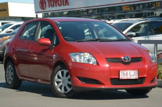 Used Toyota Corolla Ascent, 2008 Toyota Corolla Ascent ZRE152R Hatchback