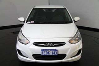 Used Hyundai Accent Active, Victoria Park, 2013 Hyundai Accent Active Hatchback.