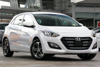 Discounted Demonstrator, Demo, Near New Hyundai i30 Active X, Windsor, 2015 Hyundai i30 Active X GD3 Series II MY16 Hatchback