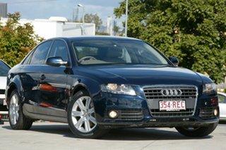 Used Audi A4 Multitronic, Kedron, 2010 Audi A4 Multitronic B8 8K MY10 Sedan