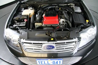 Used Ford Falcon G6E Turbo, Victoria Park, 2013 Ford Falcon G6E Turbo FG MkII Sedan.