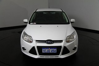 Used Ford Focus Trend PwrShift, Victoria Park, 2014 Ford Focus Trend PwrShift LW MKII Sedan.