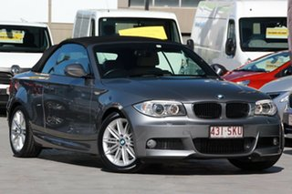 Used BMW 118d Steptronic, Windsor, 2012 BMW 118d Steptronic E88 LCI MY0911 Convertible