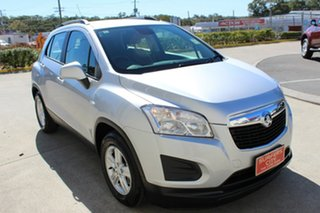 Used Holden Trax LS, 2014 Holden Trax LS TJ MY15 Wagon