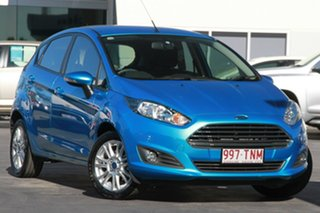 Used Ford Fiesta Trend PwrShift, 2013 Ford Fiesta Trend PwrShift WZ Hatchback
