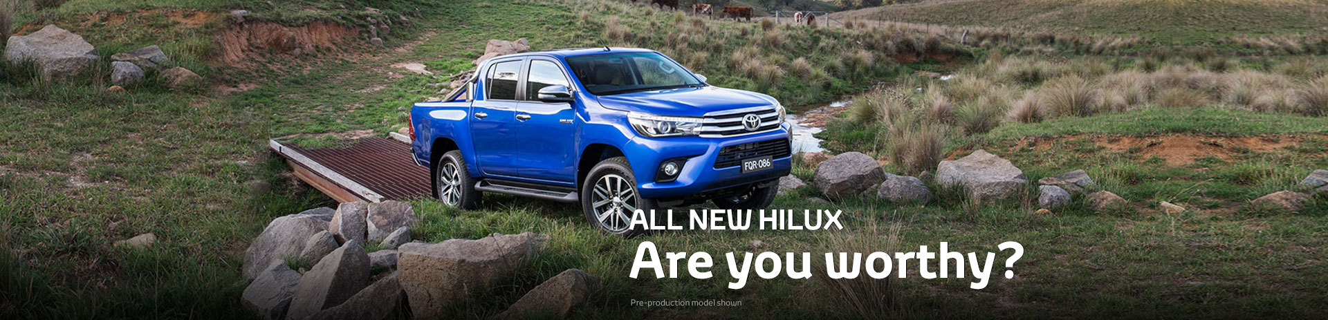 Swan Hill Toyota | Banner 2