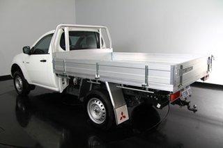 Used Mitsubishi Triton GLX, Victoria Park, 2014 Mitsubishi Triton GLX Cab Chassis.