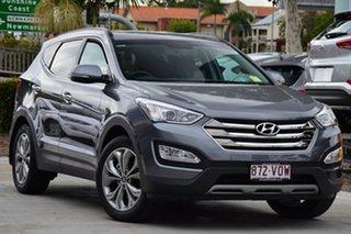 Discounted Demonstrator, Demo, Near New Hyundai Santa Fe Elite, Kedron, 2015 Hyundai Santa Fe Elite DM2 MY15 Wagon