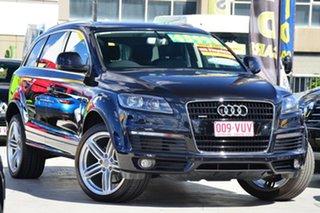 Used Audi Q7 TDI Quattro, Windsor, 2009 Audi Q7 TDI Quattro MY10 Wagon
