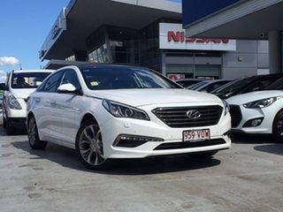 Discounted Demonstrator, Demo, Near New Hyundai Sonata Premium, Kedron, 2014 Hyundai Sonata Premium LF Sedan