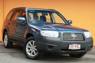 Used Subaru Forester X AWD, 2007 Subaru Forester X AWD 79V MY07 Wagon