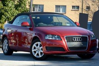 Used Audi A3 TFSI Ambition, Kedron, 2011 Audi A3 TFSI Ambition 8P MY11 Convertible