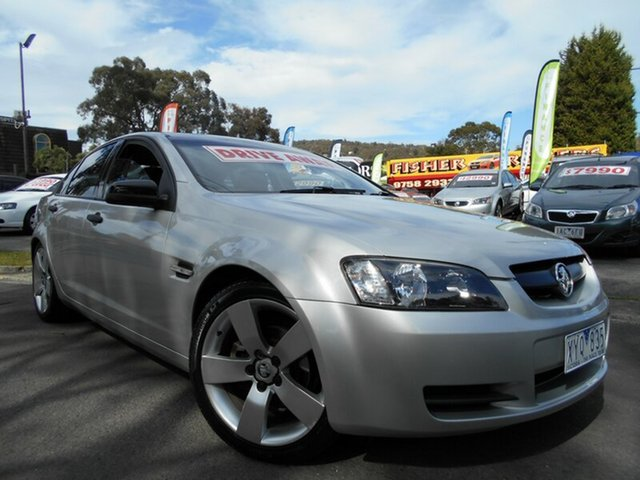 Used Holden Commodore Omega, Upper Ferntree Gully, 2007 Holden Commodore Omega Sedan
