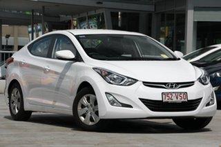 Discounted Demonstrator, Demo, Near New Hyundai Elantra Active, Kedron, 2015 Hyundai Elantra Active MD3 Sedan