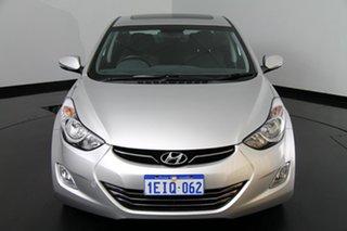 Used Hyundai Elantra Premium, Victoria Park, 2013 Hyundai Elantra Premium Sedan.