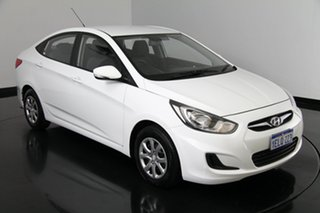 Used Hyundai Accent Active, Victoria Park, 2014 Hyundai Accent Active Sedan.